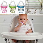 New Munchkin Baby Silicone Food Feeder - Weaning Baby Feeding -Three Colours
