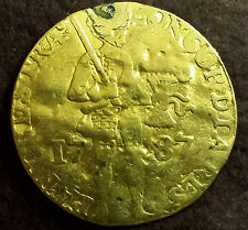 Antique 1787 THE NETHERLANDS Gold Ducat Dutch Holland Foreign Coin