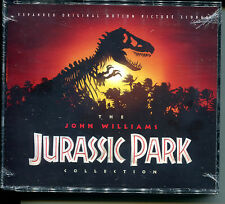 John Williams THE JURASSIC PARK COLLECTION 4-CD Limited Edition BOX SET LaLaLand