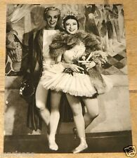 MARGOT FONTEYN ROB HELPMANN VINTAGE ORIGINAL ASSOCIATED PRESS PHOTOGRAPH 1950s