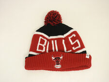 Chicago Bulls Wind City Beanie 47 Brand Knit Cap NBA Baketball Snowboard D. Rose
