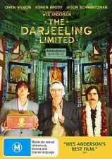 THE DARJEELING LIMITED Owen Wilson DVD R4