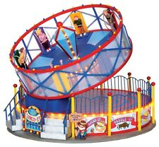 LEMAX CHRISTMAS VILLAGE/HOUSE CARNIVAL RIDES Collection - THE ROUND UP