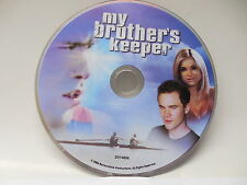 My Brother's Keeper DVD Movie Aaron & Shawn Ashmore Rowing Comedy Drama NO CASE