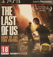 The Last of Us -- Game of the Year Edition (Sony PlayStation 3, 2014) PS3