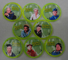 HOGAN'S HEROES Argentina Plastic Token WHOLE SET cards collectible Bob Crane