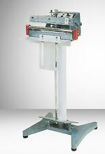 "32"" FOOT OPERATED IMPULSE BAG SEALER W/ 5mm SEAL AIE - 805 FL"