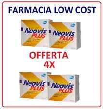 OFFERTA NEOVIS PLUS OFFERTA 4X - Creatina Carnitina Arginina Minerali Vitamine