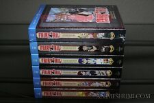 Fairy Tail Collections 1,2,3,4,5 & 6 Ep. 1-142 (48-Disc) Anime DVD+Blu-ray R1