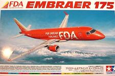 Tamiya 1/100 Fuji Dream Airlines Embraer 175 # 92197