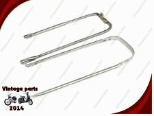 BRAND NEW BSA M20 FRONT MUDGUARD'S CHROME STAYS HIGH QUALITY PARTS