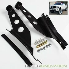 "For 09-16 Dodge Ram 1500/10-16 2500/3500 50"" Curved LED Light Bar Mount Brackets"