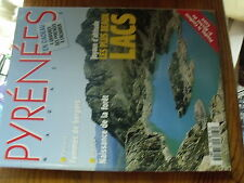 µ? Revue Pyrenees n°33 + beaux Lacs Femmes de berger Prades + 4 gravures