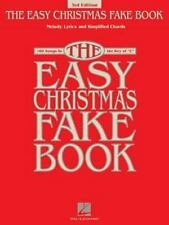 The Easy Christmas Fake Book: 100 Songs in the Key of C