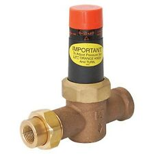 "Ez-Flo 95049LF Cash Acme 1"" Pressure Regulator"