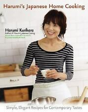 Harumi's Japanese Home Cooking: Simple, Elegant Recipes for Contempora-ExLibrary