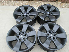 "20"" FORD EXPEDITION F150 MATE BLACK FX4 FACTORY OEM WHEELS RIMS"