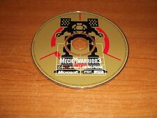 MECHWARRIOR 3 III  .PC-CD   DISC ONLY  MECH WARRIOR 3