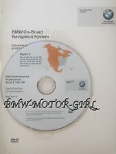 OEM BMW 5 & 6 Series Navigation DVD 158 WEST Canada Mexico PR Map Edition © 2010