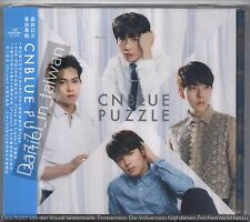 CNBLUE: Puzzle (2016) CD & DVD TYPE A