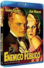 THE PUBLIC ENEMY (1931) **Blu Ray B** James Cagney, Jean Harlow,