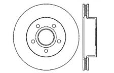 Disc Brake Rotor-High Performance Drilled And Slotted fits 99-04 Grand Cherokee