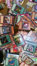 collection YUGIOH CARDS LOT OF 502 cards split (50 Rares and 450 Commons Lot).n