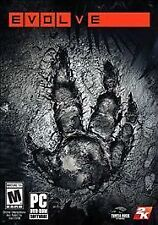 EVOLVE(ONLINE ONLY) PC STRATEGY NEW VIDEO GAME