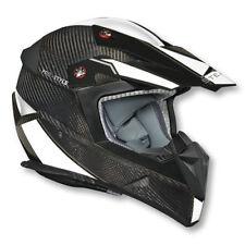Vega Helmet Stealth Flyte Carbon-Fiber MX Pro-Style Adult Size Large