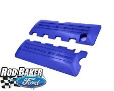 2011-2015 MUSTANG 5.0L 4V BLUE COIL COVERS - FORD RACING M-6P067-M50B