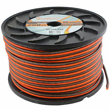 250' 12 Gauge Speaker CCA Wire Car Home Audio 250 Ft Feet 12AWG Cable SC12G-250
