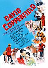 DAVID COPPERFIELD -Lionel Barrymore, W.C.Fields **ERSTAUFLAGE** DVD*NEU*OVP