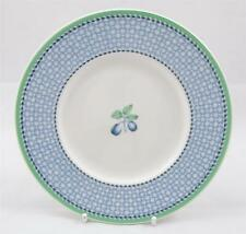 Villeroy & and Boch PROVENCE CASSIS side/bread plate 17.5cm EXCELLENT