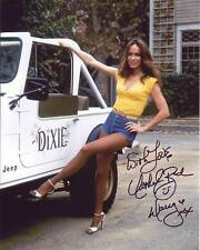 Catherine Bach Signed Autograph 8x10 The Dukes of Hazzard Daisy Duke Photograph