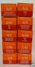 Kadus FERVIDOL Brilliant Professional Hair Color~Lot of 10 Pre-Selected Shades#2