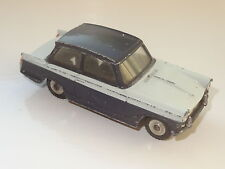 dinky TRIUMPH HERALD - 189 ultra rare colour ............... monaco blue / white