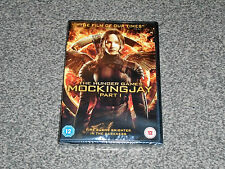THE HUNGER GAMES : MOCKINGJAY PART 1 - 2015 NEW SEALED ACTION DVD (FREE UK P&P)