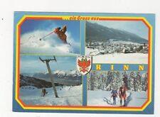 Ein Gruss Aus Rinn Austria 1994 Postcard 609a