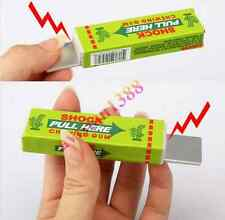New Joke Chewing Gum Shocking Toy Gadget Prank Trick Gag Electric Shock Toy uk