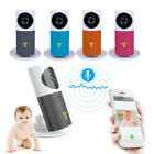 WIFI Night Vision Baby Wireless Camera Care Monitor Security Audio Video 5colors