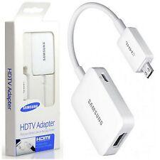 Samsung original adaptador cable HDMI a HDTV MHL Samsung Galaxy s4-h 10 fauwesta