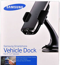 Genuine Samsung Galaxy Note 4/3/2 & S5/S4/S3/S2 Vehicle Car Dock Holder Cradle