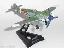 Messershmitt BF109G-6 Romanian Air Force WTW72-003-03 Model Scale 1:72 G