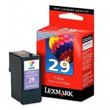 New Genuine Lexmark 29 Color Ink 18C1429 For X2500 X2530 X2550 X5070 Z1300 Z845