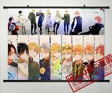 Hetalia APH Home Decor Japan Anime Wall poster Scroll (60*80)-002