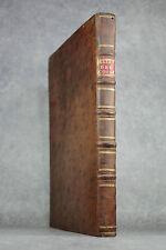 ELLIS JOHN. ESSAI SUR L'HISTOIRE NATURELLE DES CORALLINES. 1756. 40 PLANCHES HT