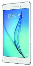 """Samsung Galaxy Tab A 8.0"""" 16GB White Wi-Fi SM-T350NZWAXAR"""