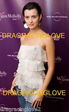 """Gorgeous Actress """"Cote De Pablo"""" """"NCIS Ziva"""" SEXY """"Pin Up"""" PHOTO! #(30)"""