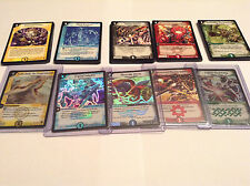 Duel Masters Complete Set Evo-Crushinators of Doom