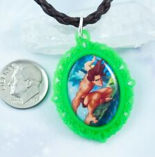 Tarzan Necklace - Handmade Children's Jewelry - Jungle